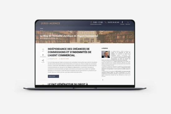 blog responsive webmaster antibes