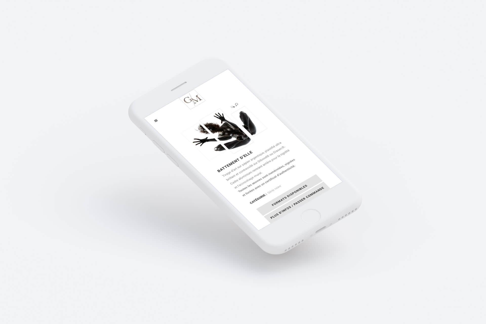 refonte site responsive nice gabriel martinez