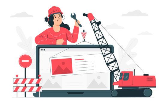 conseils créer site internet